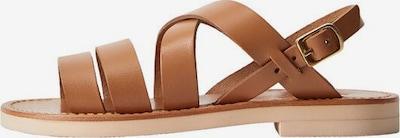 MANGO KIDS Sandaletten in braun, Produktansicht