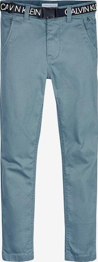 Calvin Klein Jeans Chino in blau, Produktansicht