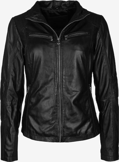 7ELEVEN Tussenjas 'Jean' in de kleur Zwart, Productweergave