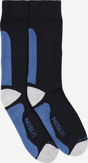 CRAGHOPPERS Socken 'NosiLife Advent' in navy / schwarz, Produktansicht