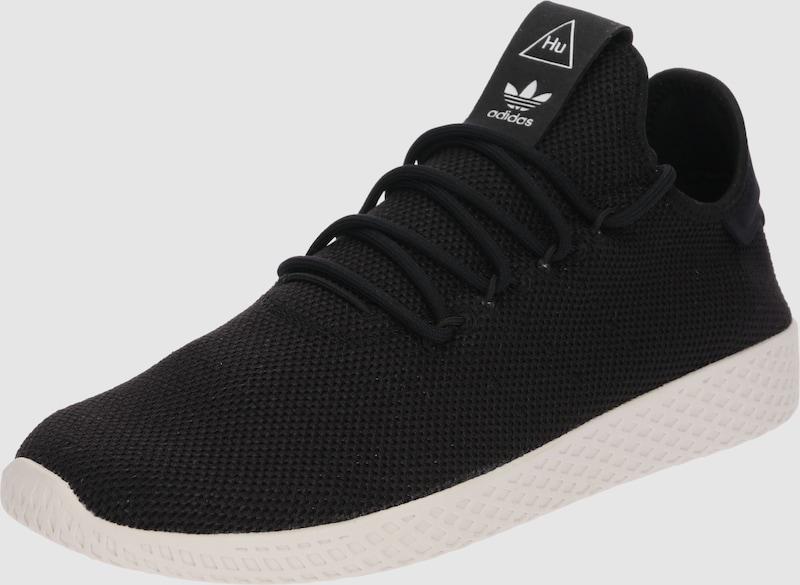 9ed18fc444 ADIDAS ORIGINALS Rövid szárú edzőcipők 'PW HU' fekete színben   ABOUT YOU