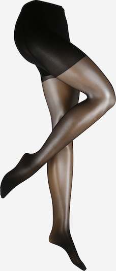 Swedish Stockings Collants 'Amanda Maternity' en noir, Vue avec produit