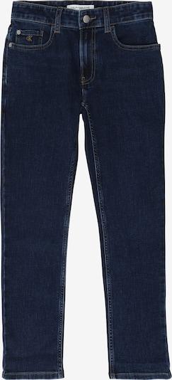 Calvin Klein Jeans Jeans 'SLIM ESSENTIAL DARK' in blue denim, Produktansicht