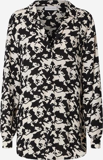 Fabienne Chapot Bluse in schwarz / weiß, Produktansicht