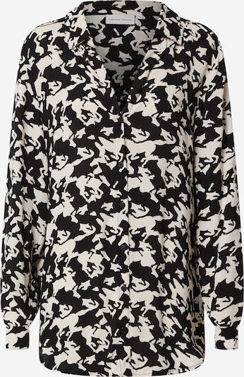 Fabienne Chapot Blouse in de kleur Zwart / Wit, Productweergave
