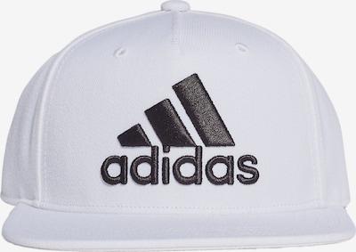 ADIDAS PERFORMANCE Cap 'Snapba' in schwarz / weiß, Produktansicht