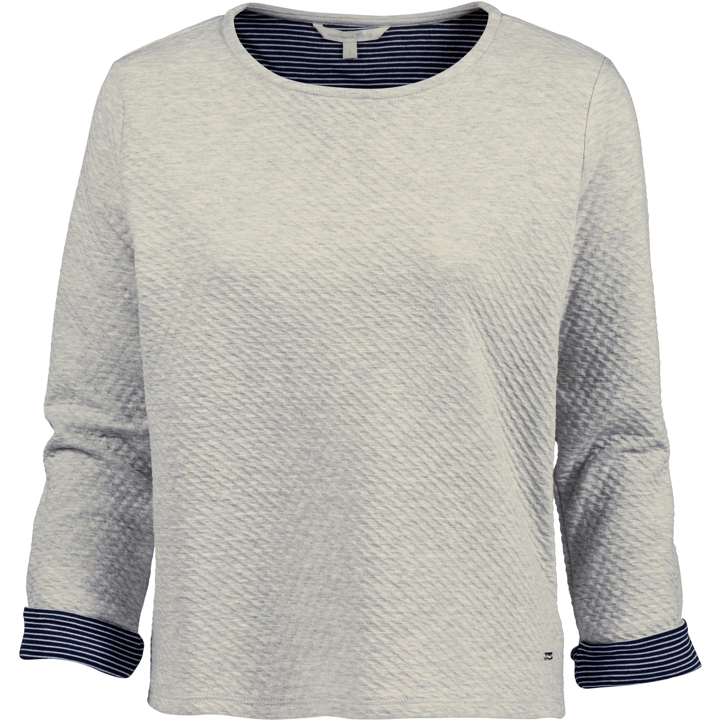 TOM TAILOR Sweatshirt Damen Billig Geniue Händler Gute Qualität Offiziell Spielraum Vorbestellung Neu Zu Verkaufen NqXK2BRR