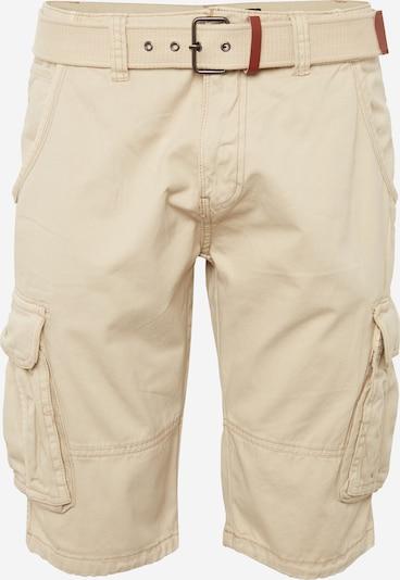 INDICODE JEANS Shorts 'Monroe' in beige, Produktansicht
