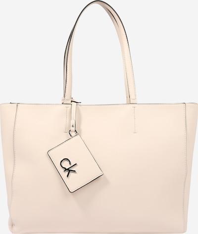 Calvin Klein Shopper in pastellpink, Produktansicht