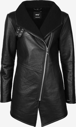 MUSTANG Wintermantel 'Corning' in de kleur Zwart, Productweergave