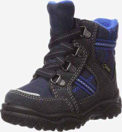 SUPERFIT Stiefel in dunkelblau, Produktansicht