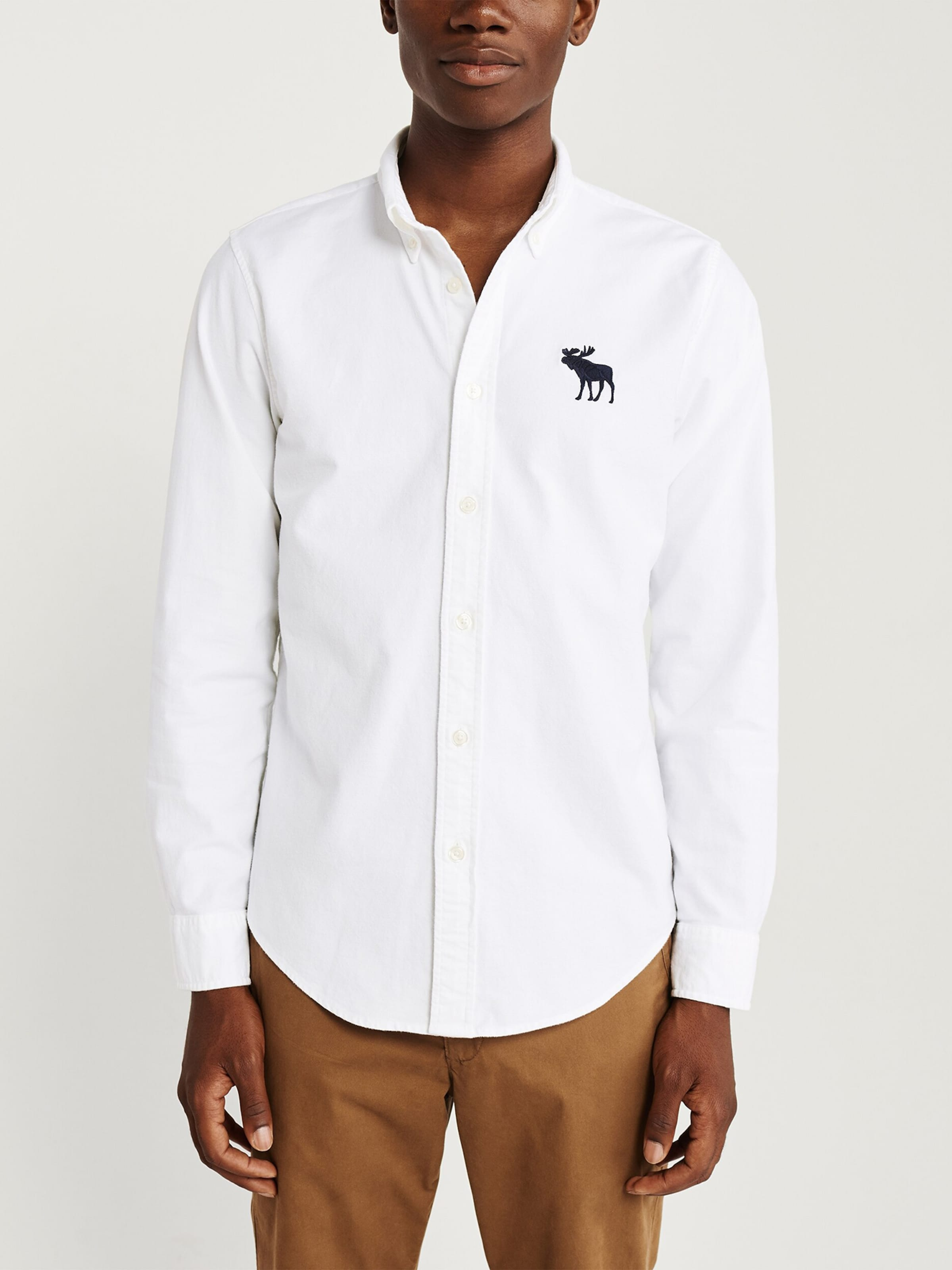 Chemise Blanc Fitch Fitch Chemise Abercrombieamp; En En Blanc Abercrombieamp; Fitch Abercrombieamp; hQsrCdt