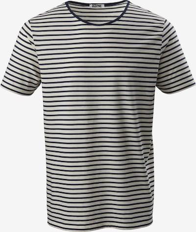 PHYNE T-Shirt in navy / naturweiß, Produktansicht