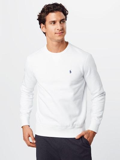 POLO RALPH LAUREN Sweatshirt 'LSCNM1' in de kleur Wit: Vooraanzicht