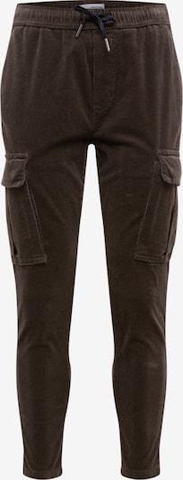 !Solid Kargo hlače 'Slim-Truc Cargo Corduroy' | rjava barva: Frontalni pogled