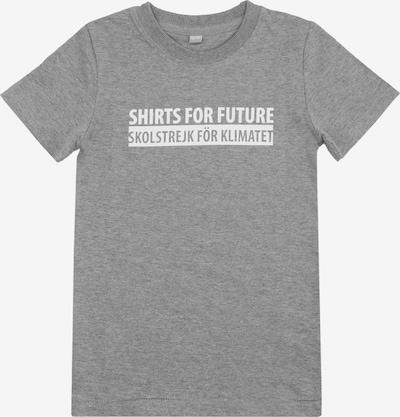 Shirts for Life T-Shirt in grau, Produktansicht