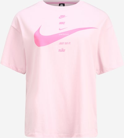 Nike Sportswear Majica | roza / roza barva, Prikaz izdelka