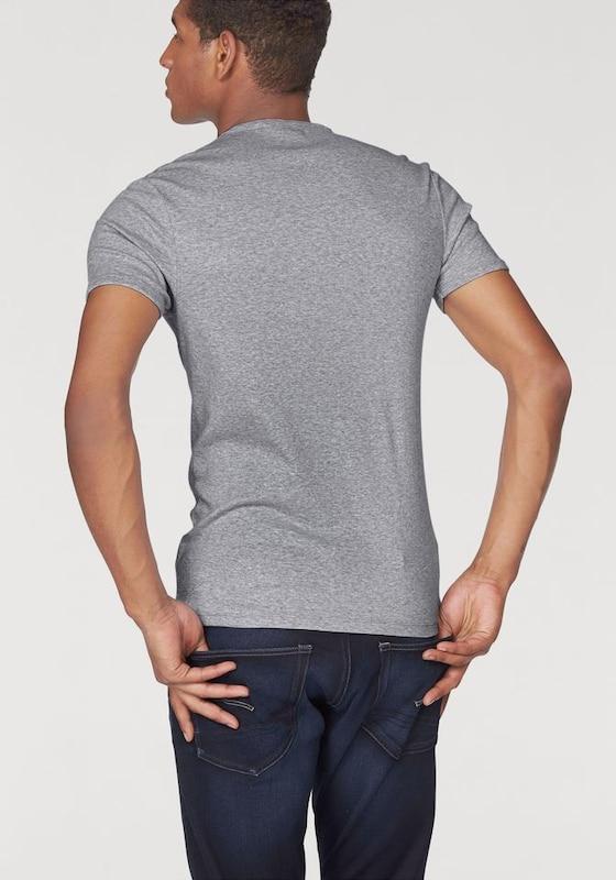 G-STAR RAW T-Shirt 'Base V T' im 2er Pack