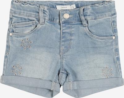 NAME IT Jeansshorts 'NMFSALLI' in blue denim, Produktansicht