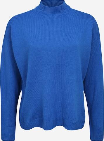 mėlyna Urban Classics Curvy Megztinis