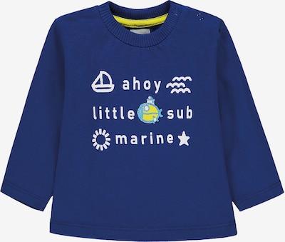 KANZ Langarmshirt in blau, Produktansicht