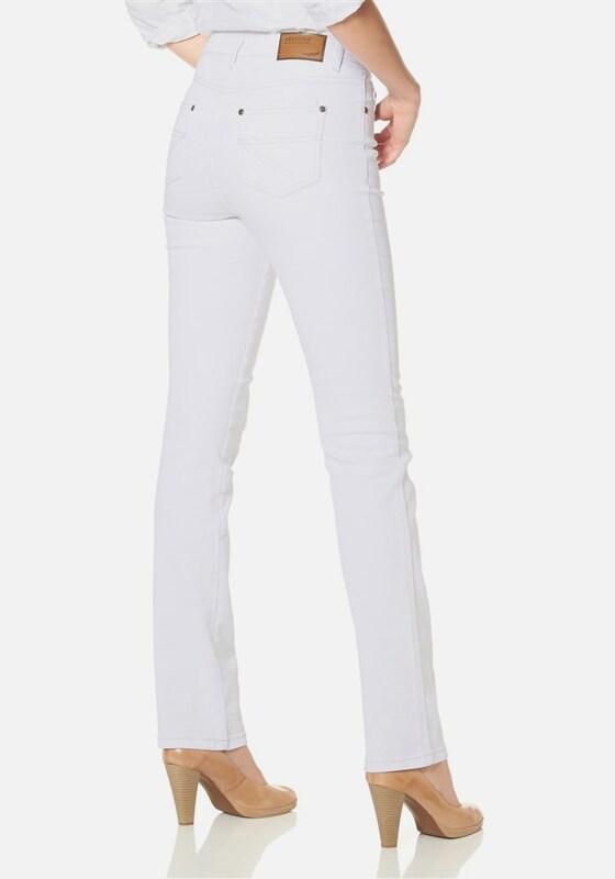 ARIZONA Arizona Bequeme Jeans »Gerade Jeans mit klassicher Leibhöhe«