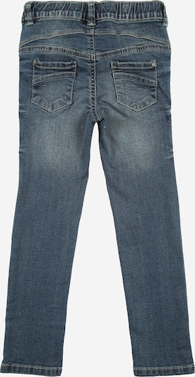 TOM TAILOR Jeans in blue denim: Rückansicht