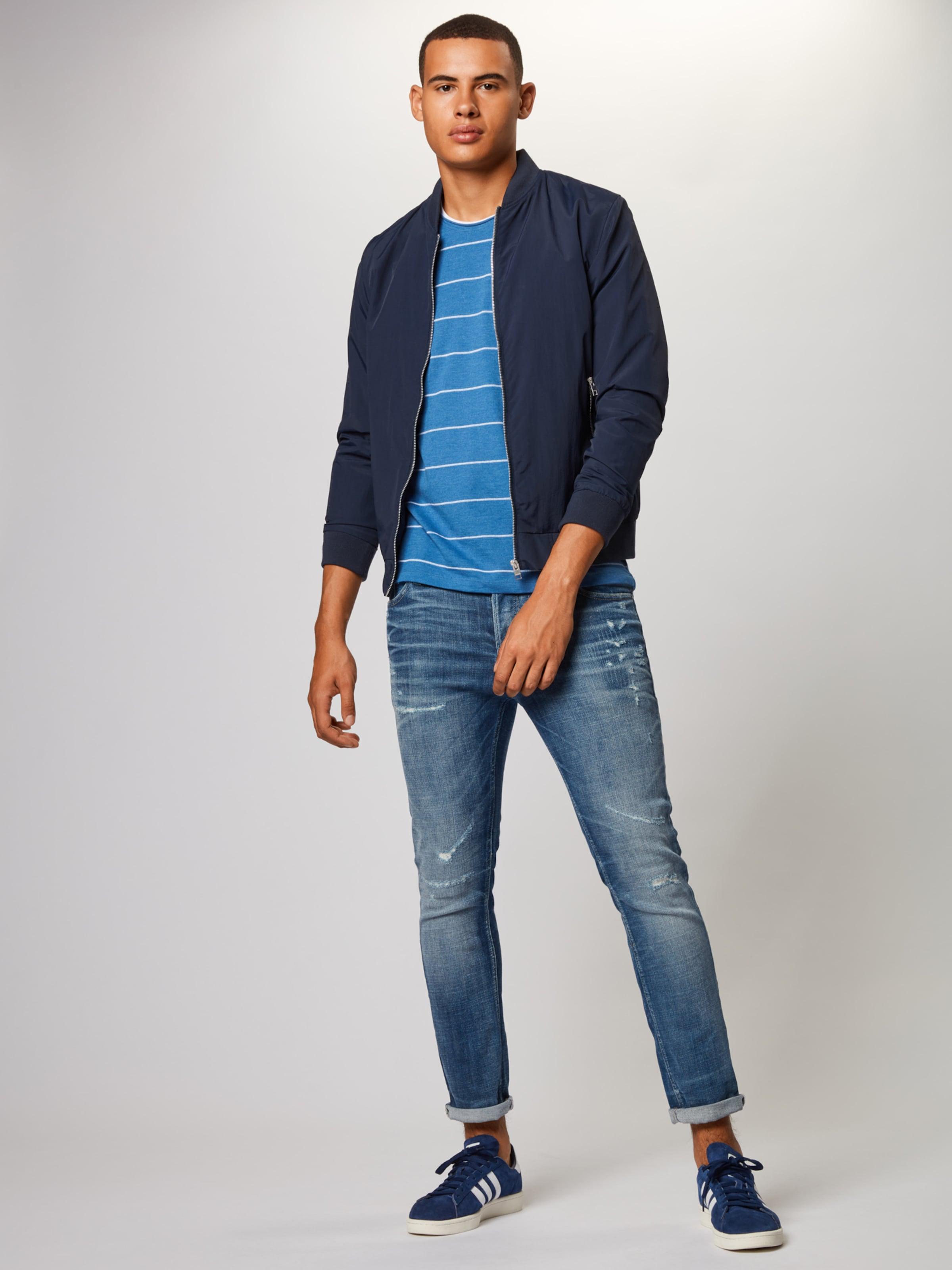 Edc 'sg En T BleuBlanc 069cc2k003' By Esprit shirt b76mgyIYfv
