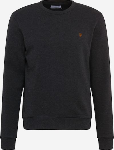 FARAH Sweatshirt 'Tim' in schwarz, Produktansicht