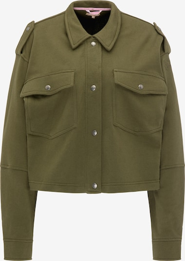 MYMO Sweat jacket in Olive, Item view