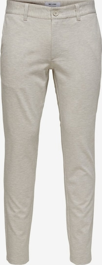 Only & Sons Chinohose 'Mark' in nude, Produktansicht