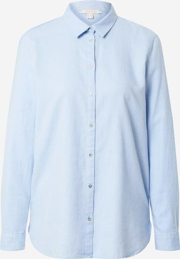 ESPRIT Bluse in hellblau, Produktansicht