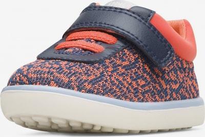 CAMPER Sneaker 'Pursuit' in basaltgrau / dunkelorange, Produktansicht