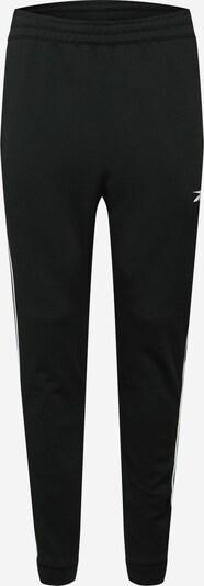 REEBOK Sportbroek 'WOR' in de kleur Zwart, Productweergave