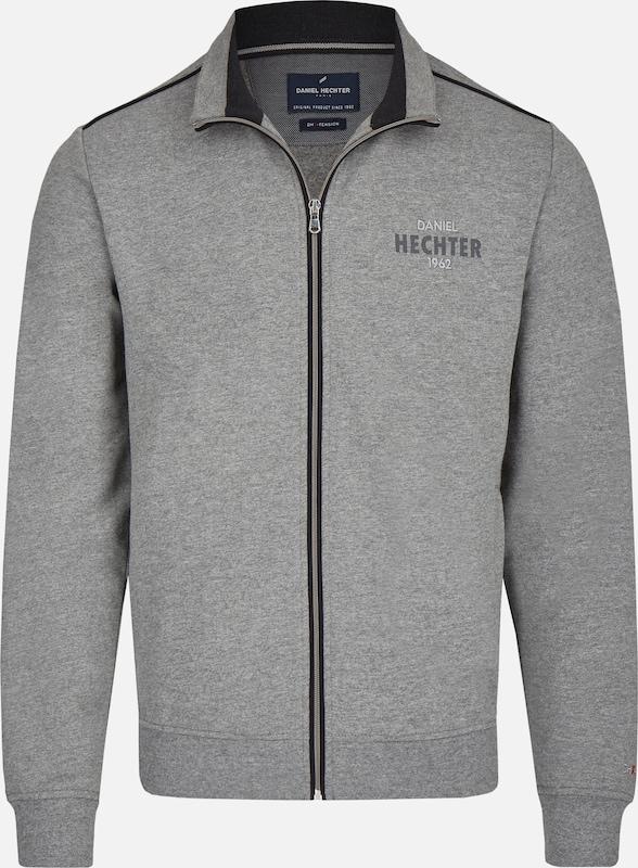 DANIEL HECHTER Sweatjacke in anthrazit  Mode neue Kleidung