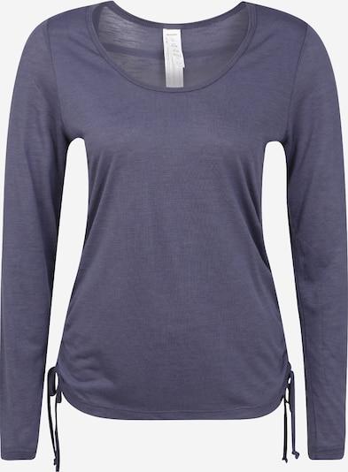 Marika Sportshirt 'LEAH' in blau, Produktansicht