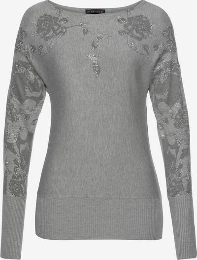 MELROSE Pullover in grau, Produktansicht
