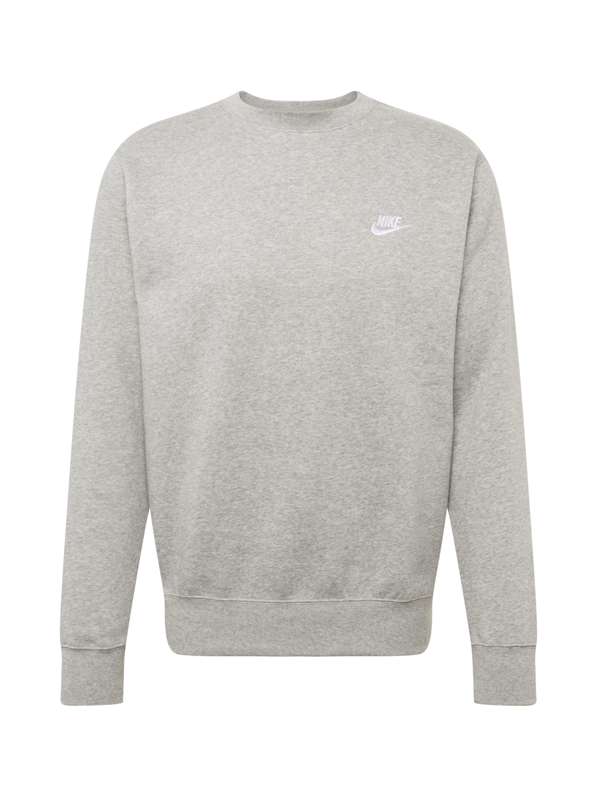 Sportswear Gris shirt Sweat Nike En nwOk80PX