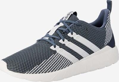 ADIDAS ORIGINALS Sneaker in blau / weiß: Frontalansicht