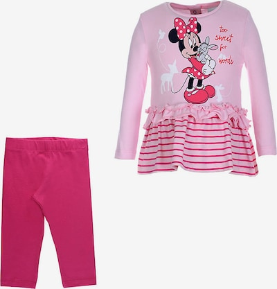DISNEY Jogginganzug in pink, Produktansicht