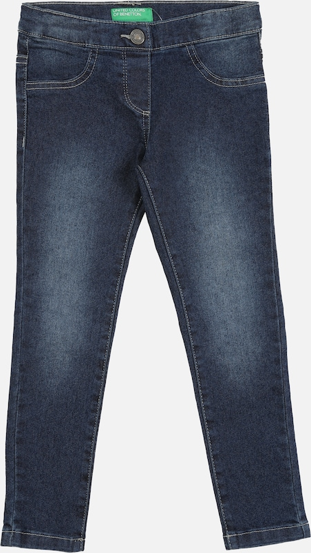 UNITED COLORS OF BENETTON Jeans in blue denim, Produktansicht