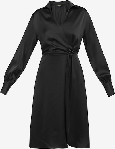 usha BLACK LABEL Kleid in schwarz, Produktansicht