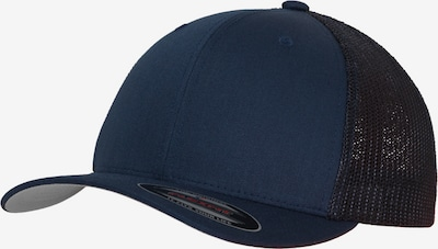 Flexfit Trucker Cap in navy, Produktansicht