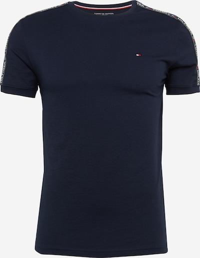 TOMMY HILFIGER T-Shirt in navy / weiß, Produktansicht