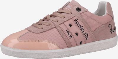 PANTOFOLA D'ORO Sneaker in altrosa, Produktansicht