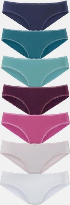 PETITE FLEUR Bikinislip (7 Stück)