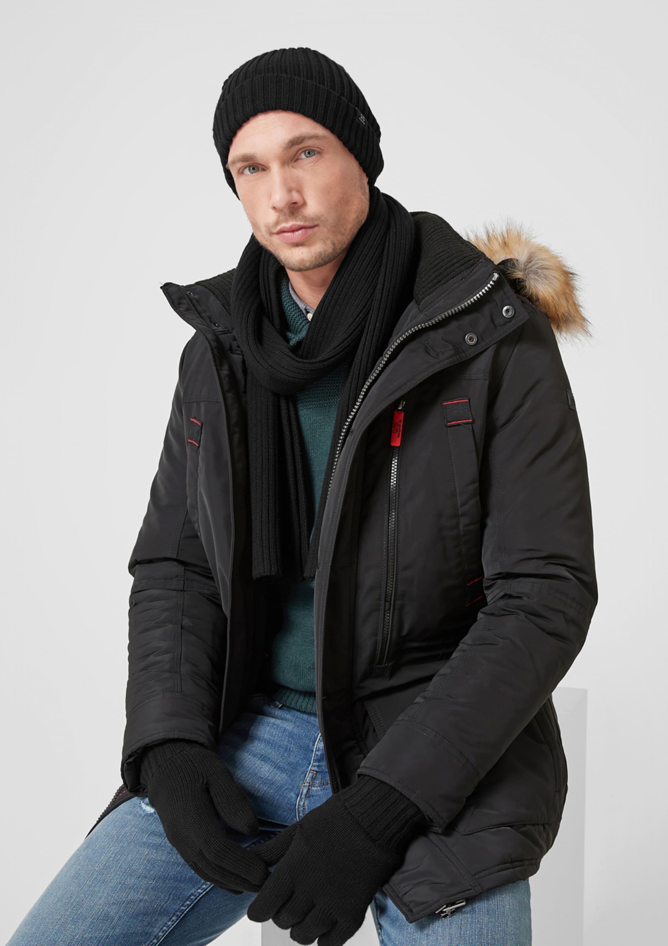 Schwarz Handschuhe Designed In Q s By uJ5FTK1c3l