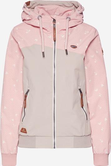 Ragwear Jacke 'NUGGIE B' in rosa, Produktansicht