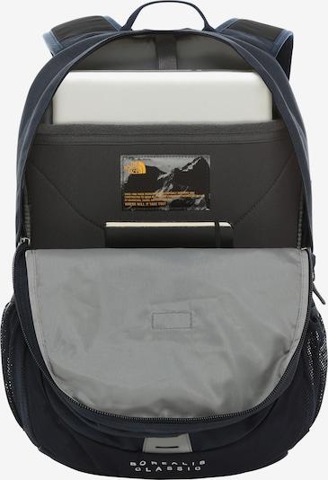 THE NORTH FACE Rucksack 'Borealis' in dunkelblau / weiß, Produktansicht