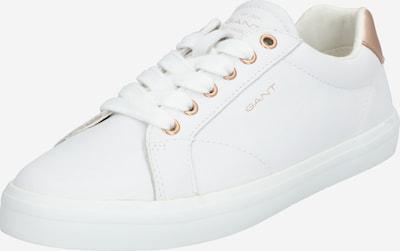GANT Trampki niskie w kolorze złoty / białym, Podgląd produktu